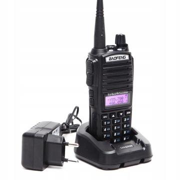 Baofeng UV-82 HT 5W Радиостанция PMR НОВАЯ ВЕРСИЯ доставка товаров из Польши и Allegro на русском