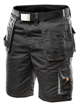 NEO Короткие брюки рабочие монтажные работы HD + ремень доставка товаров из Польши и Allegro на русском