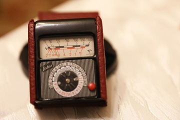 Gossen West 2 Vintage Exposure Light Meter доставка товаров из Польши и Allegro на русском