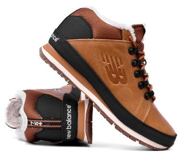Ботинки Мужские Зимние New Balance H754LFT Черные 44 доставка товаров из Польши и Allegro на русском