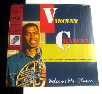 Винсент Chancey - Welcome Mr. Chancey LP доставка товаров из Польши и Allegro на русском