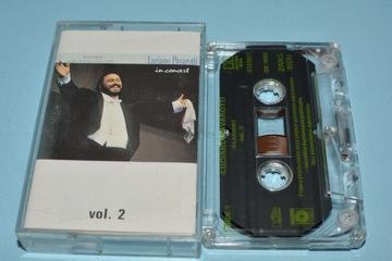 Лучано Паваротти in concert vol.2 (K400) доставка товаров из Польши и Allegro на русском