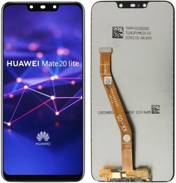 ЖК-ДИСПЛЕЙ Сенсорный экран Huawei Mate 20 Lite SNE-LX1 доставка товаров из Польши и Allegro на русском