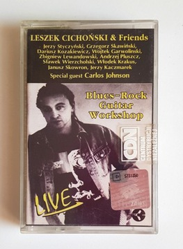 ЛЕШЕК CICHOCIŃSKI & FRIENDS кассета аудио доставка товаров из Польши и Allegro на русском