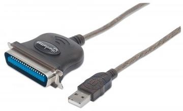 MANHATTAN 317474 Конвертер USB-LPT Centronics 36 доставка товаров из Польши и Allegro на русском