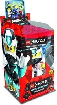 lego ninjago seria 5 karty 100 kart PRIME EMPIRE доставка товаров из Польши и Allegro на русском