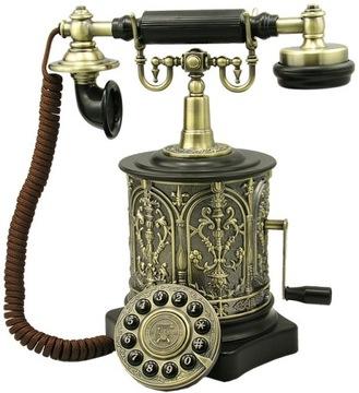 (Стильный Телефон Ретро Castel) доставка товаров из Польши и Allegro на русском