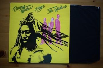 BUNNY WAILER - SINGS THE WAILERS LP LP доставка товаров из Польши и Allegro на русском