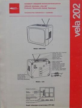 Vela 202 телевизионный приемник Схемы доставка товаров из Польши и Allegro на русском
