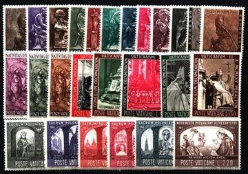 Ватикан. Мне 490-516 **, Год Выпуска 1966 доставка товаров из Польши и Allegro на русском