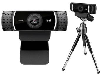 Веб-камера LOGITECH Webcam Pro Stream C922 доставка товаров из Польши и Allegro на русском