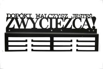 Вешалка на медали ПОБЕДИТЕЛЬ доставка товаров из Польши и Allegro на русском