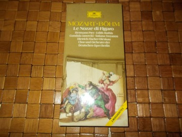 Le Nozze di Figaro Mozart Wesele Figara Deutsche G доставка товаров из Польши и Allegro на русском