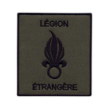 Полоса иностранный Легион, военно - Вышивка доставка товаров из Польши и Allegro на русском