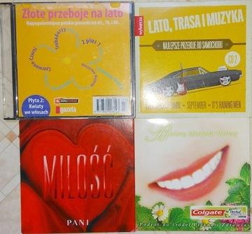6xCD: Золотые хиты, Любовь-Вы, Голоса, Лето ... доставка товаров из Польши и Allegro на русском