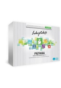 Lekcjoteka - Природа для классов 4-8 доставка товаров из Польши и Allegro на русском