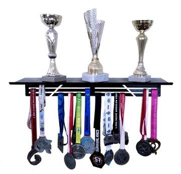 Полка на чашки с вешалкой на медали 40 доставка товаров из Польши и Allegro на русском