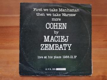 More Леонард Коэн, Чтобы Zembaty - Нумерованный доставка товаров из Польши и Allegro на русском