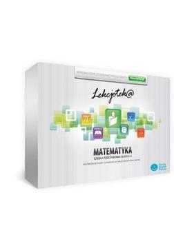 Lekcjotek@ - Математика для 4-8 классов доставка товаров из Польши и Allegro на русском