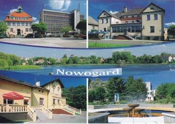 NOWOGARD - JEZIORO - PL. WOLNOŚCI - ROMULUS - PARK доставка товаров из Польши и Allegro на русском