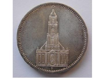 5 МАРОК 1934 года Германия Гарнизонный Костел ИДЕАЛ ### доставка товаров из Польши и Allegro на русском