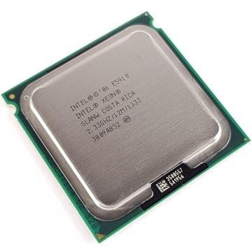 Intel XEON E5420 Quad 2,50 Ггц LGA771 12 мб + паста доставка товаров из Польши и Allegro на русском