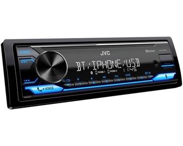 JVC KD-X372BT автомагнитола Bluetooth Spotify доставка товаров из Польши и Allegro на русском