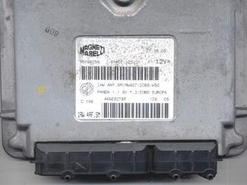 Компьютер Fiat Panda 1.1 IAW4AF.SM ЧИСТЫЙ Без ИММО доставка товаров из Польши и Allegro на русском
