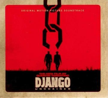 DJANGO UNCHAINED [ CD ] Квентин Тарантино доставка товаров из Польши и Allegro на русском