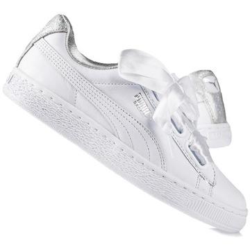 Женская обувь Puma Basket Heart Diamond 365066 01 доставка товаров из Польши и Allegro на русском