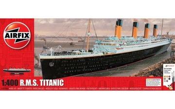 RMS Titanic, подарочный набор Airfix 50146A доставка товаров из Польши и Allegro на русском