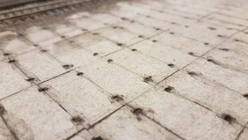 Плита дорожная бетонная 150x300 масштаб H0 86 штук доставка товаров из Польши и Allegro на русском