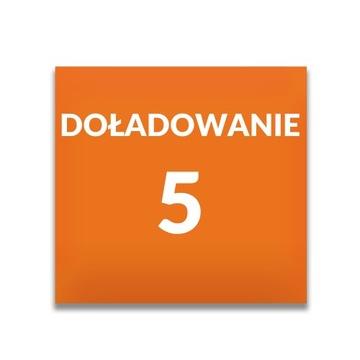 Пополнение ORANGE 5 злотых доставка товаров из Польши и Allegro на русском