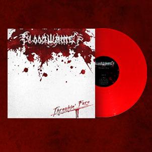 BLOODWRITTEN Thrashin' Fury LP Vinyl LTD 333 доставка товаров из Польши и Allegro на русском
