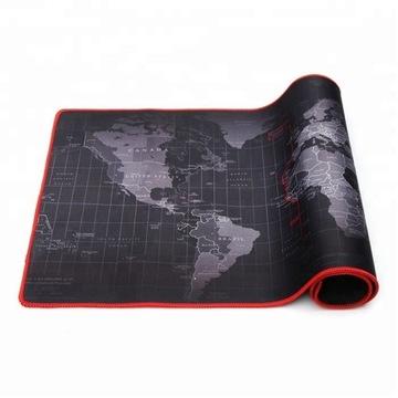 Коврик для мыши Большая для игрока 100х50 см КАРТА доставка товаров из Польши и Allegro на русском