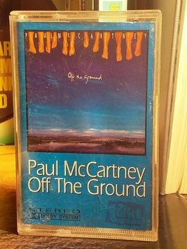 PAUL MCCARTNEY - OFF THE GROUND - MC доставка товаров из Польши и Allegro на русском