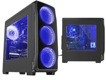 Компьютер ДЛЯ ИГР INTEL i5 8GB 500GB GTX1050Ti_4GB доставка товаров из Польши и Allegro на русском