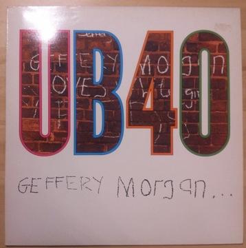 UB40 - Geffery Morgan... UK EX+ доставка товаров из Польши и Allegro на русском