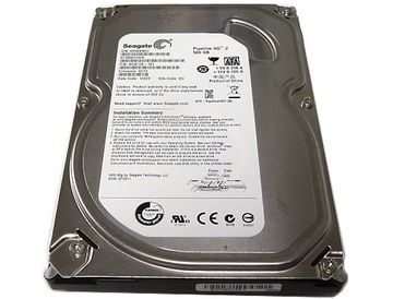 HDD ЖЕСТКИЙ ДИСК SEAGATE ST3500312CS 500GB SATA 3.5