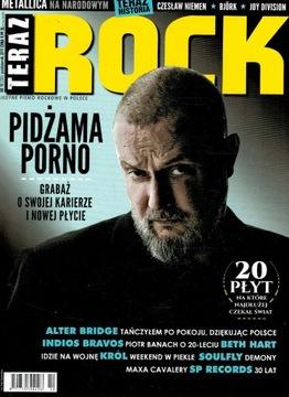 Teraz Rock nr 10/2019 Pidżama Porno доставка товаров из Польши и Allegro на русском