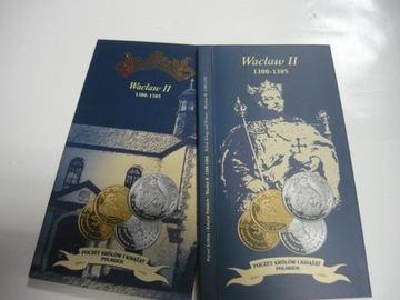 Счет Королей блистер Вацлав II 2008 КОЛЛЕКЦИЯ доставка товаров из Польши и Allegro на русском