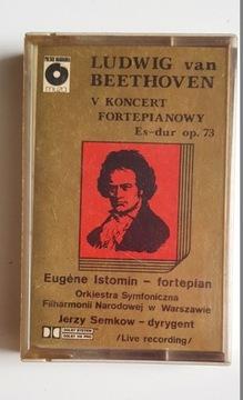 Л. В. БЕТХОВЕН V ES-dur op.73 картридж audio доставка товаров из Польши и Allegro на русском