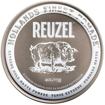 REUZEL Extreme Hold Матовая прочная матовая Помада 113g доставка товаров из Польши и Allegro на русском