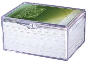 Акриловые коробку на петли, на 100 карт Ultra Pro доставка товаров из Польши и Allegro на русском