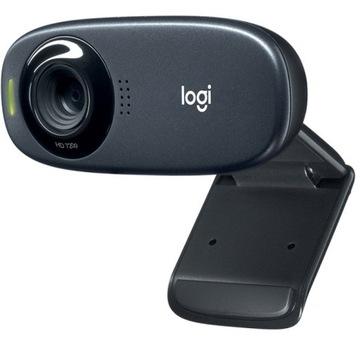 Камера веб-камера HD Logitech C270 3MPx доставка товаров из Польши и Allegro на русском