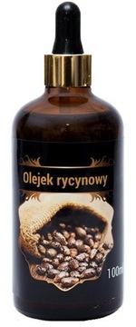 КАСТОРОВОЕ МАСЛО 100МЛ ВОЛОСЫ БРОВИ И РЕСНИЦЫ TRZYZIARNA доставка товаров из Польши и Allegro на русском