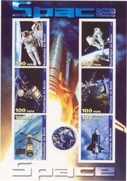 Космос шаттл и МКС Бенин arkusik #M0183 доставка товаров из Польши и Allegro на русском