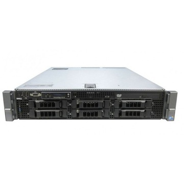 DELL R710 2x5645, 128GB DDR3, h700, 6x3,5 SAS 12TB доставка товаров из Польши и Allegro на русском