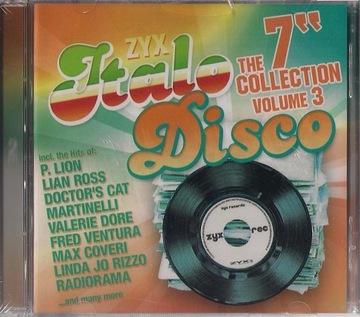ZYX ITALO DISCO THE 7
