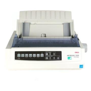 Матричный принтер OKI MicroLine ML3320 LPT USB доставка товаров из Польши и Allegro на русском
